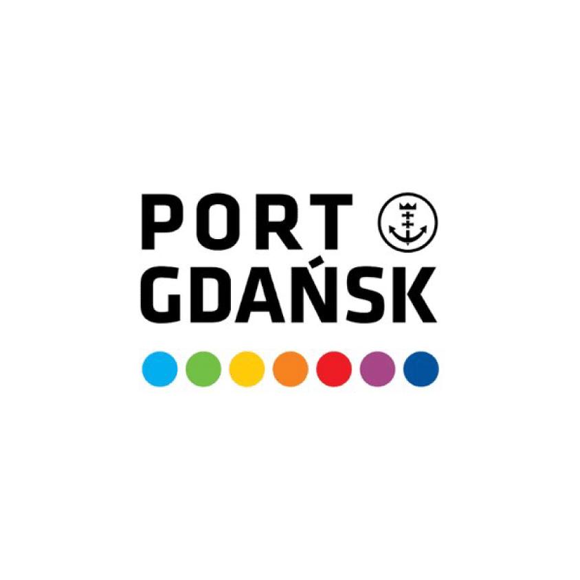 Logo Port Gdańsk